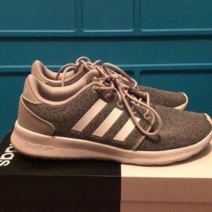 Adidas Grey Cloud Foam Shoes